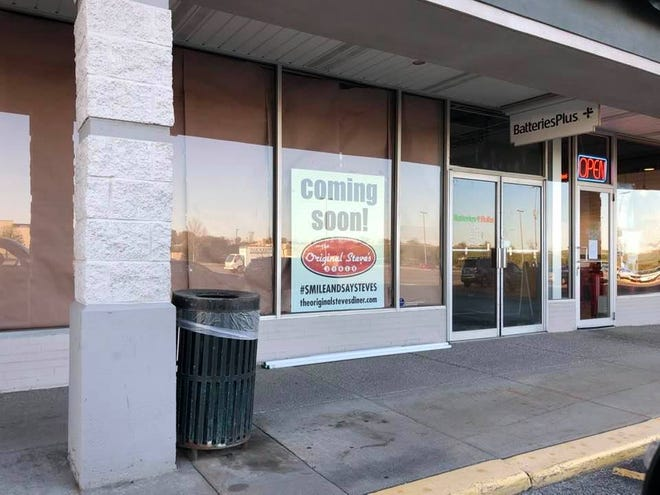 The Original Steve's Diner plans to open a fourth location, this time in Henrietta Plaza on Jefferson Road.