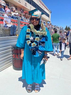 CVHS graduate