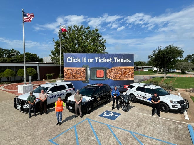 The Texas Department of Public Safety kicked of its annual Click it Or Ticket campaign.
