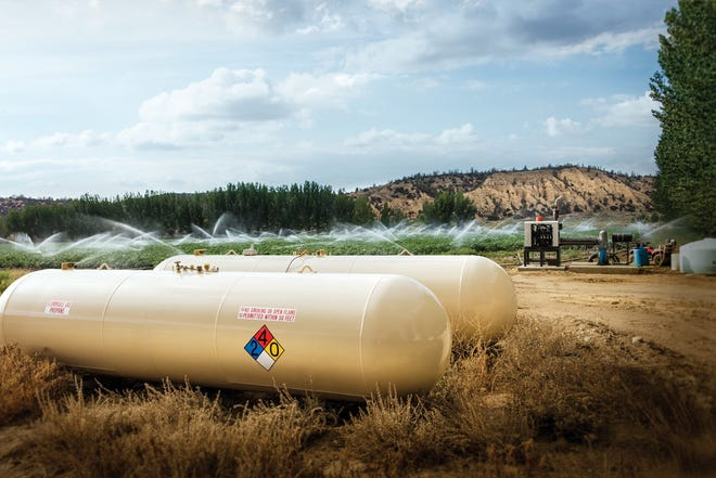 Although this year's grain crop has just been planted, PERC says the time is now to begintalking to marketers and filling tanks now to prepare for propane demands ahead of the harvest season.