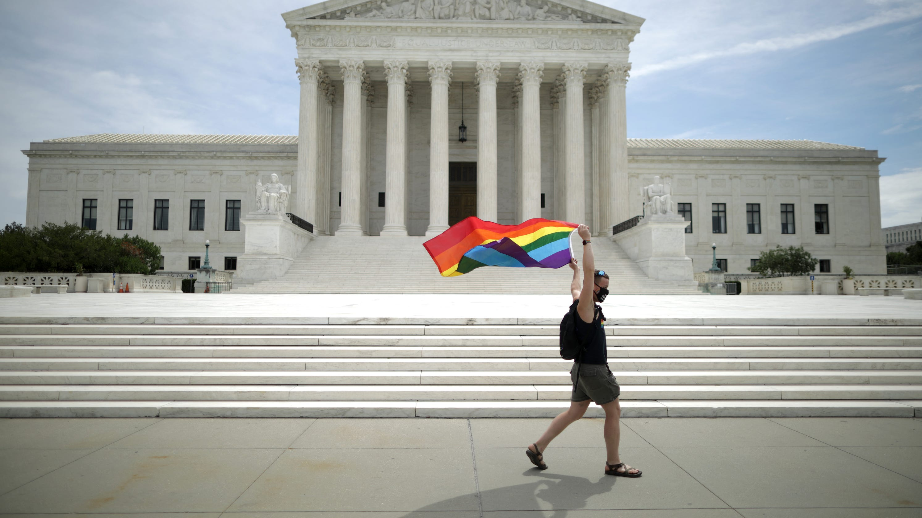 Supreme Court foster care ruling likely to prompt more tests of religion vs. LGBTQ rights