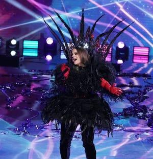 """JoJo in """"The Masked Singer"""" finale."""