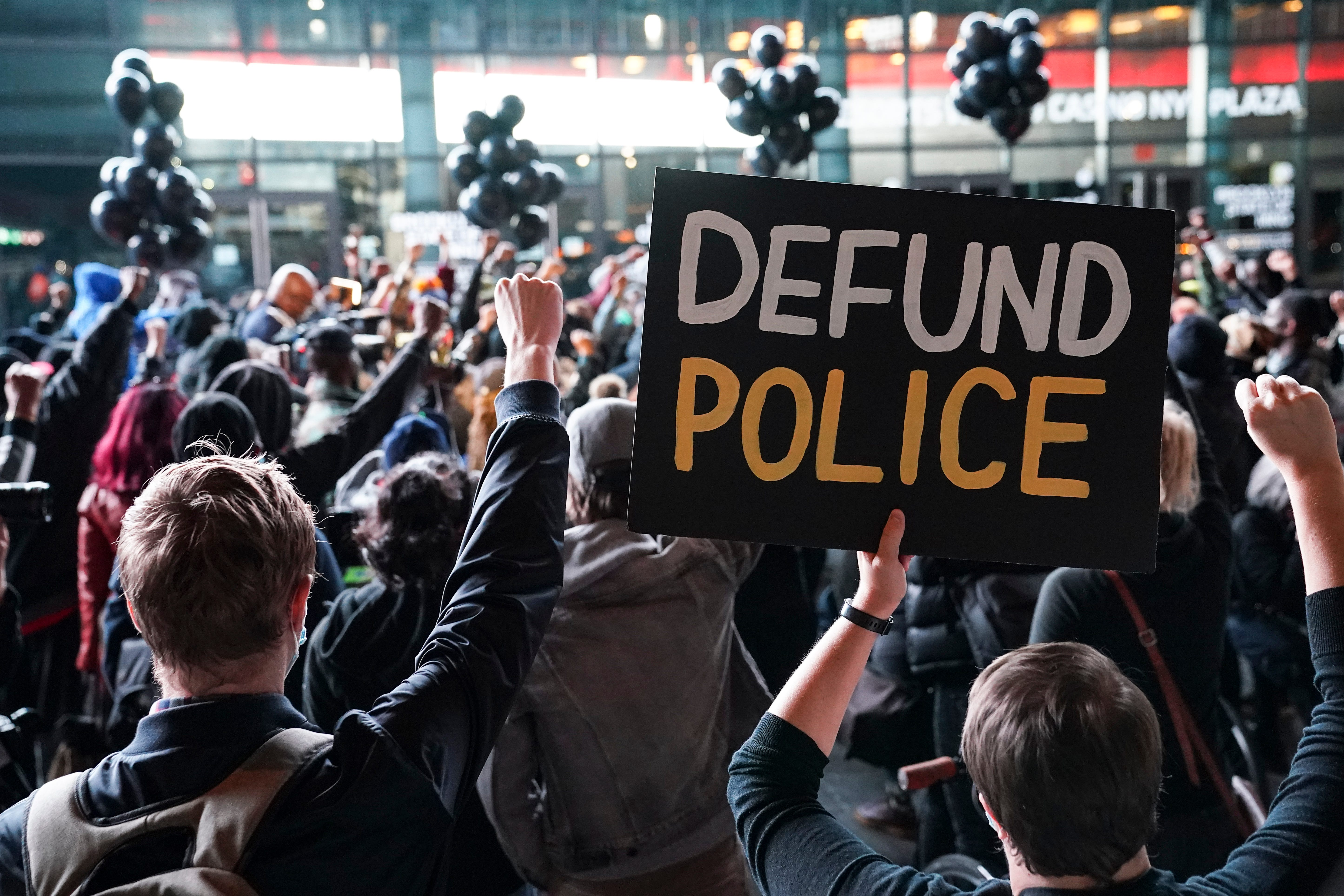 Is defunding the police  Obamacare 2.0 ? Democrats face dilemma with voters heading into 2022