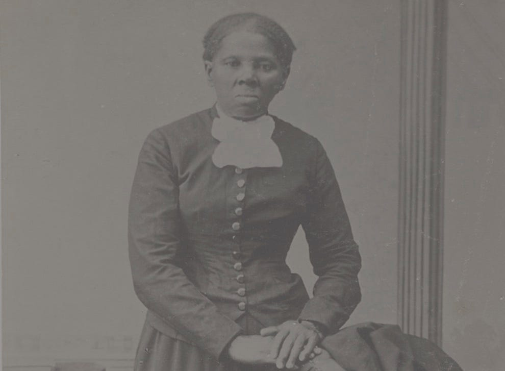 New Jersey city is replacing its Christopher Columbus statue with one honoring Harriet Tubman