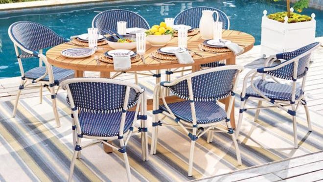 Save on pool floats, patio furniture and more at this sale.