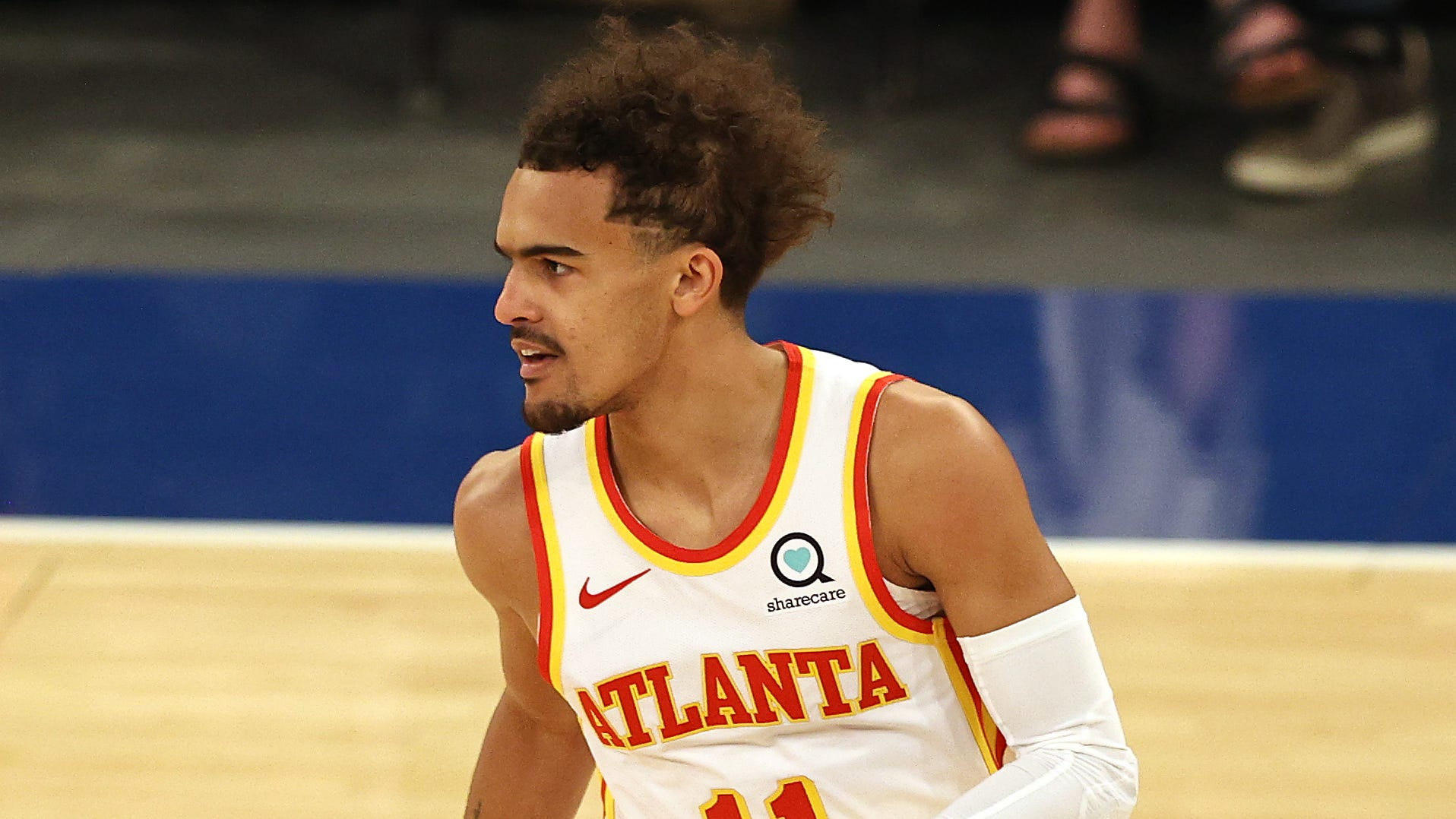 NBA playoffs: Trae Young embracing chance to silence Knicks fans