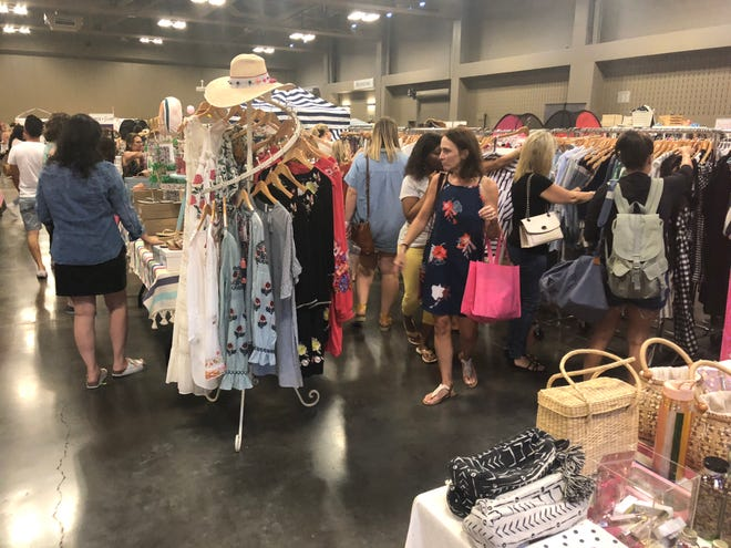 Le Garage Sale typically happens twice a year and features more than 100 vendors selling their leftover inventory at better-than-regular-sales prices. It has been on hiatus since the pandemic began but will return in August.