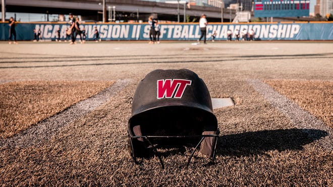 WT's softball is hoping to win its second NCAA DII World Series title at this year's tournament.