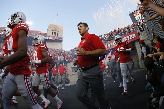 Mark Pantoni, Ohio State football's director for player personnel, said he expects 51 official recruiting visits and between 150-200 unofficial visits in June.
