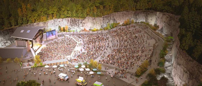 FristBank Amphitheater in Thompson's Station is set to host its first shows in August, with an upcoming lineup that includes Greta Van Fleet, Lady A, Santana and The Jonas Brothers.