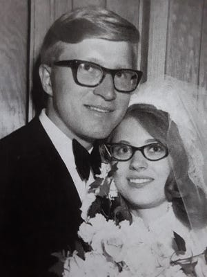 Fred and Luella Rance celebrate 50 years on May 30.