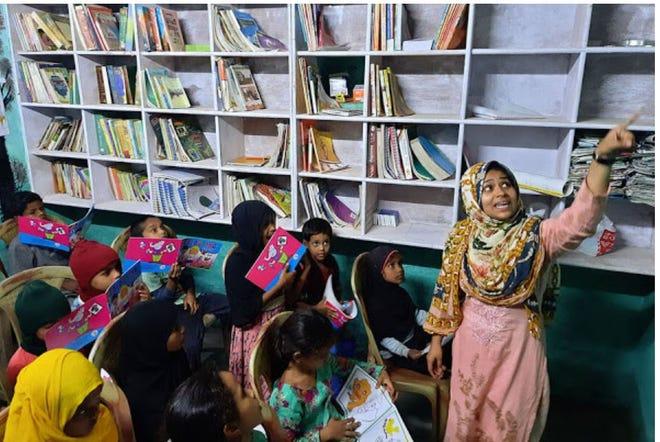 Sadiya Riyaz Shaikh  Photo contributed
