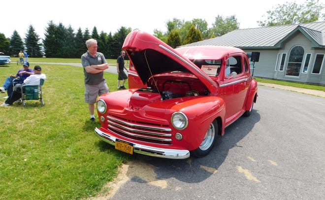 Morning Star United Methodist Church will host the Motor In Methodists of Acme Road Car Show and Chicken Barbecue Saturday, June 5, at the church, located at 4224 Acme Road, Frankfort. The car show is scheduled from 11 a.m. to 3 p.m. Registration is $10 per car. The chicken barbecue will run from noon until sold out. The event will feature entertainment and food. All proceeds will benefit Morning Star United Methodist Church of Ilion and Frankfort.  Shown here is one of the cars featured in the 2019 car show at the church.