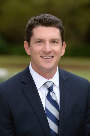 University of North Florida athletic director Nick Morrow.