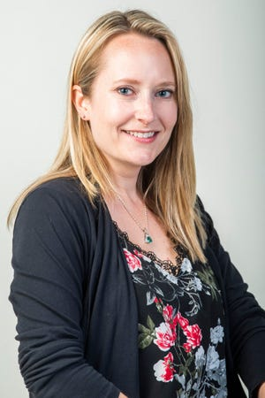 Jill Bond, news director for The Herald-Times