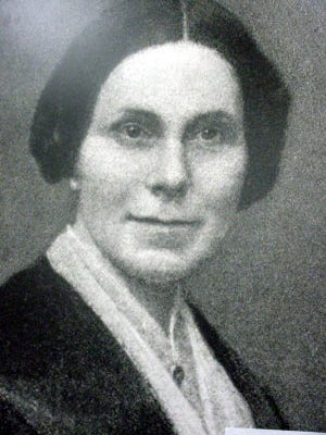 Elizabeth Buffum Chace, abolitionist, anti-racist, feminist, and conductor on the Underground Railroad, lived for years in Fall River.