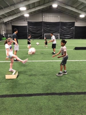 The Edge Sports & Arts Academy will offer both a traditional 12-week summer camp, which will include sports activities, crafts and other features, and a two-week arts-themed camp.