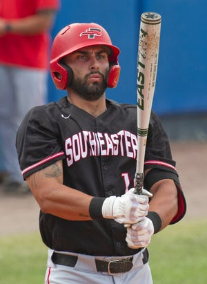 Southeastern's Nick Bottari will play in the independent leagues this summer as he continues to chase his major league dream.
