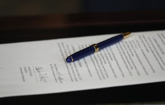 Gov. Charlie Baker signed an order on Friday rescinding the state of emergency, effective June 15, that's been active since March 2020. He reiterated that face coverings will still be required on public and private transportation systems and facilities with vulnerable populations such as health care settings.