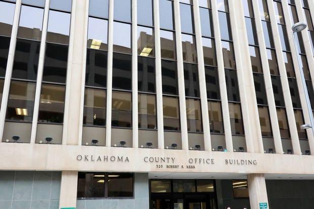 Oklahoma County finalized its fiscal year 2022 budget.  [Photo by Doug Hoke/The Oklahoman]