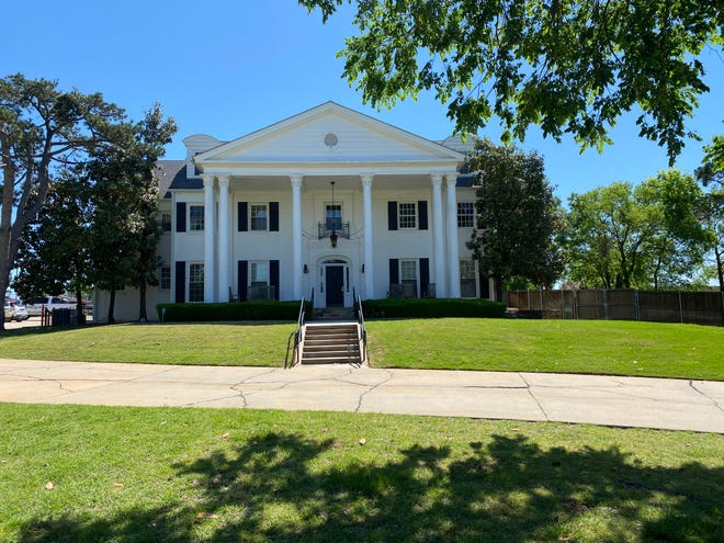 The Centennial House, 6700 N Kelley Ave., is the 2021 Symphony Show House.