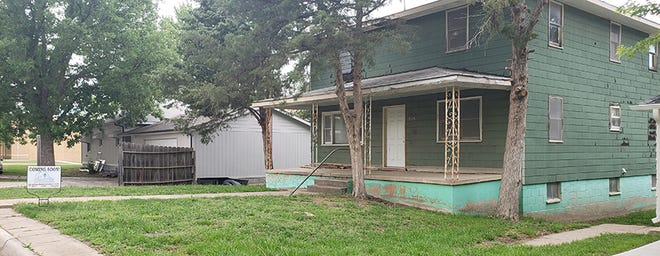 Asland Ministries is planning to renovate and establish a home for help, hope and healing on Taylor Street in Pratt, but neighborhood residents are not on board with the idea and presented their concerns the Pratt City Commission at the May 19 meeting.