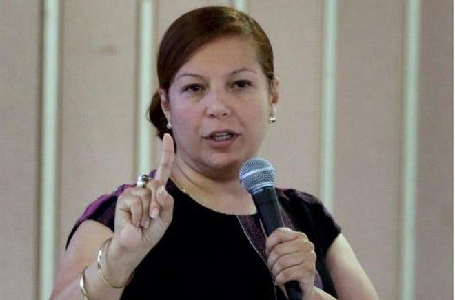 Rhode Island Education Commissioner Angélica Infante-Green.