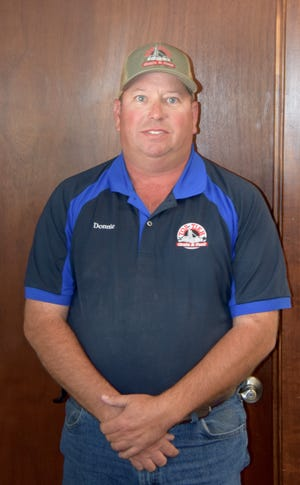 Donnie Schwertner, owner of Top Tier Grain & Feed, is the 2nd Vice Chairman on the Texas Grain & Feed board.