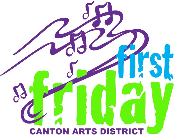First Friday events on June 4 in downtown Canton include a reenactment of William and Ida McKinley's wedding. Elec Simon will lead a drum circle at Centennial Plaza, and live music will be performed at The Auricle and Buzzbin. Various art exhibits and activities also will be happening at downtown galleries.