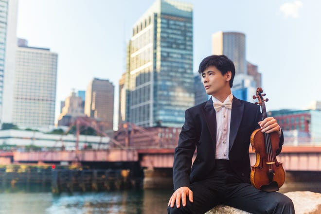 Angelo Xiang Yu, who has served on the faculty of the Sarasota Music Festival, returns to Sarasota for a live and home-streamed concert for a revised version of the 2021 festival.