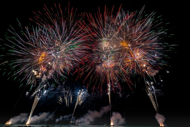 As the Fourth of July inches closer, many Americans are soon lighting off their own fireworks.