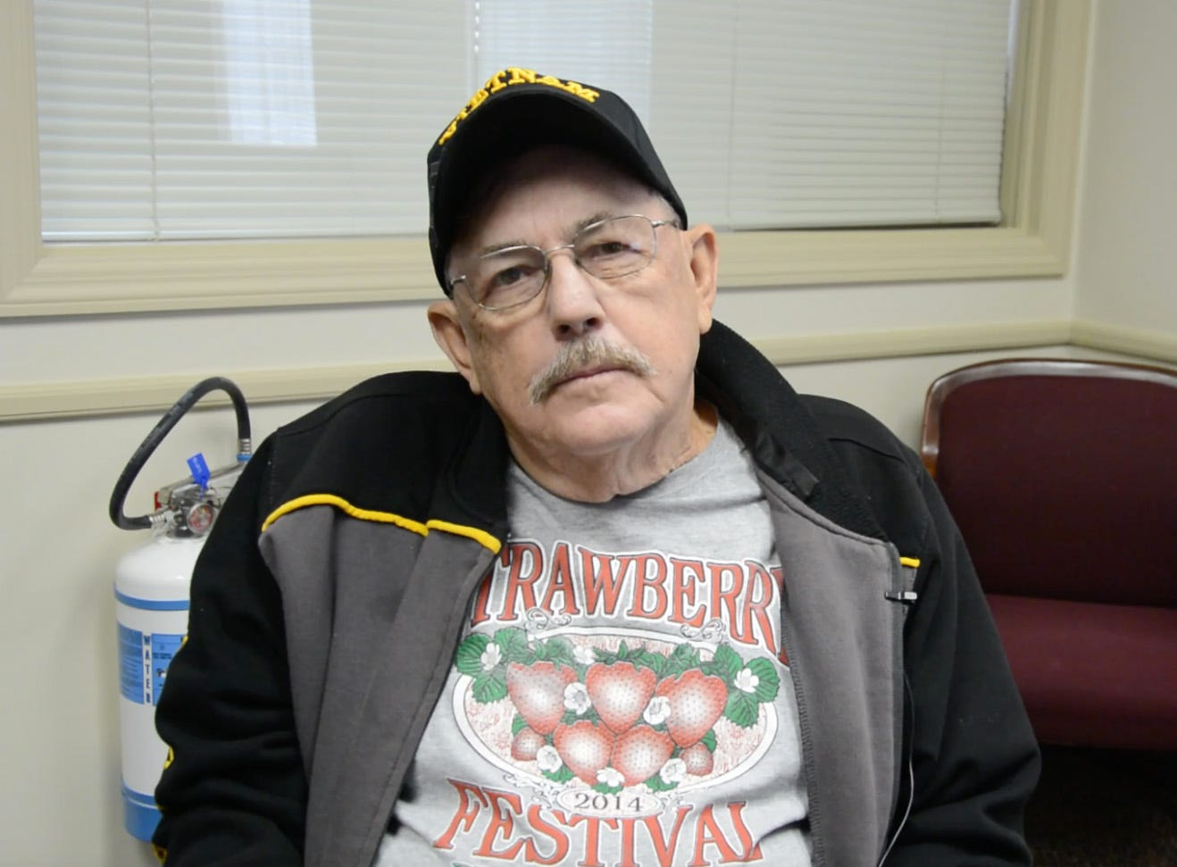 Boswell Borough Council President Larry Williams was the lead Pennsylvania State Police investigator on the Janet and Marisa Shuglie missing persons case.