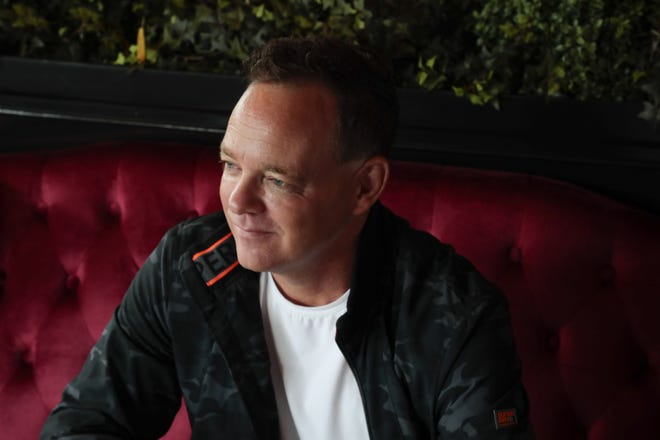 Chris Corso, shown sitting in his Urban Chophouse restaurant, plans to open four bars and restaurants in the new AC Hotel by Marriott Columbus Downtown on Park Street.