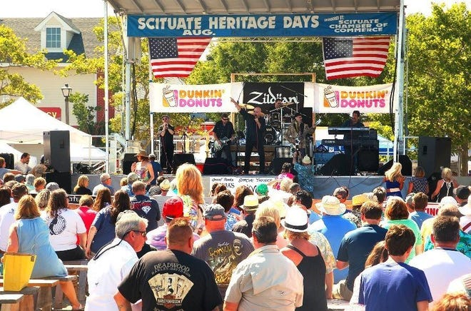 After being canceled in 2020 due to the COVID-19 panemic, Scituate Heritage Days return Aug. 6-8.