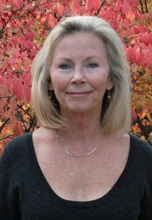 Poet Sandy Longley