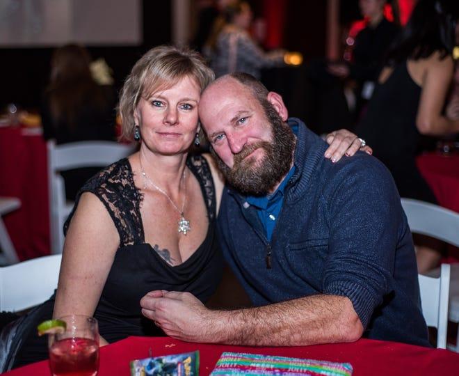Sandra and Corey Koch