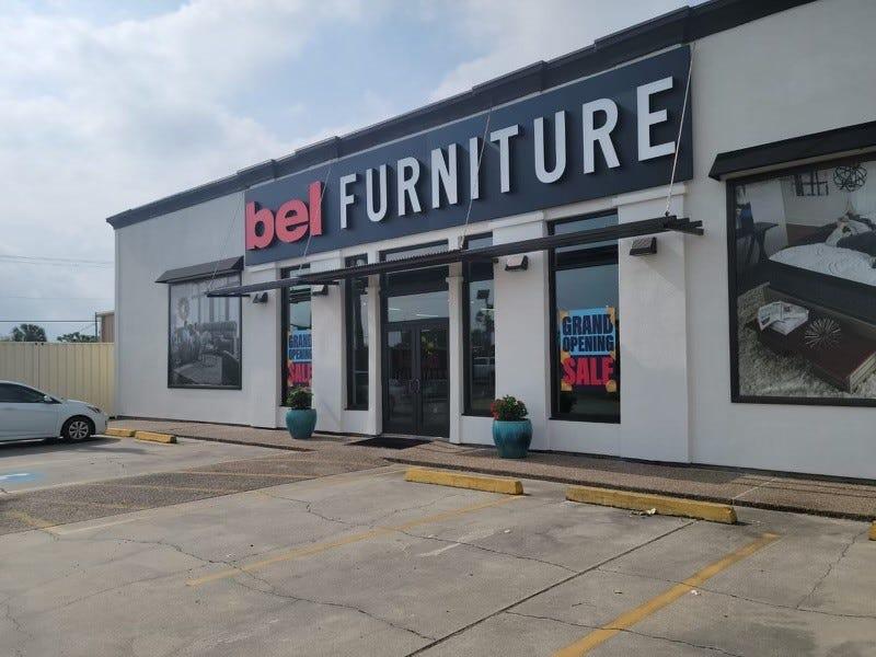 Bel Furniture Celebrates Grand Opening, Bel Furniture Houston