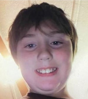 Xavior Harrelson was reported missing May 27