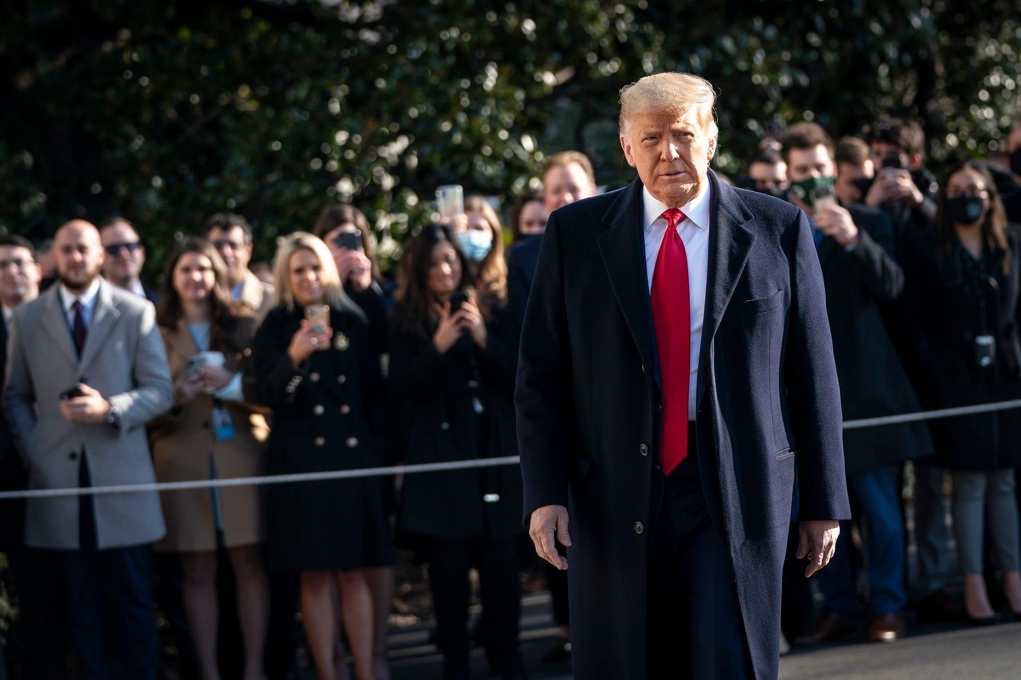 Trump acolytes craft parallel GOP universe so Trumpism lives on 2