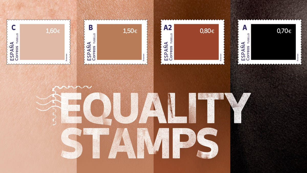 Spain criticized for unequally priced 'equality stamps' 3