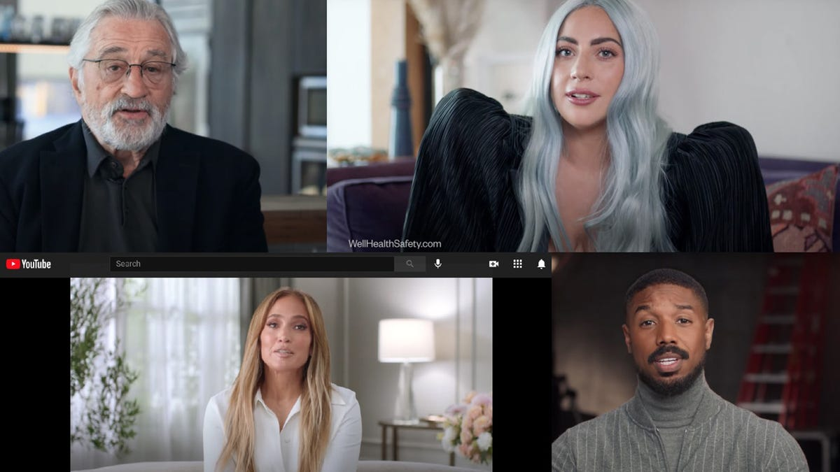 Lady Gaga and J.Lo sell 'well' building seal, but it's a payday, not a PSA 1