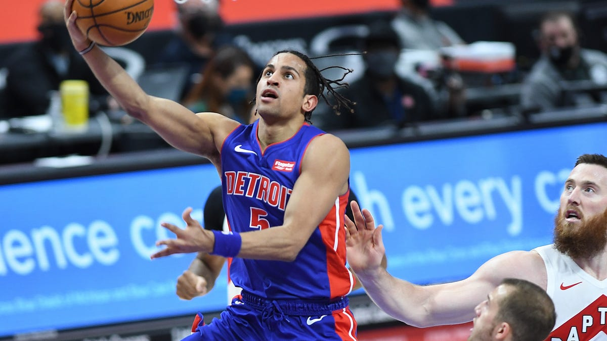 Stay or go? A look at Pistons' free agents and what could happen 1