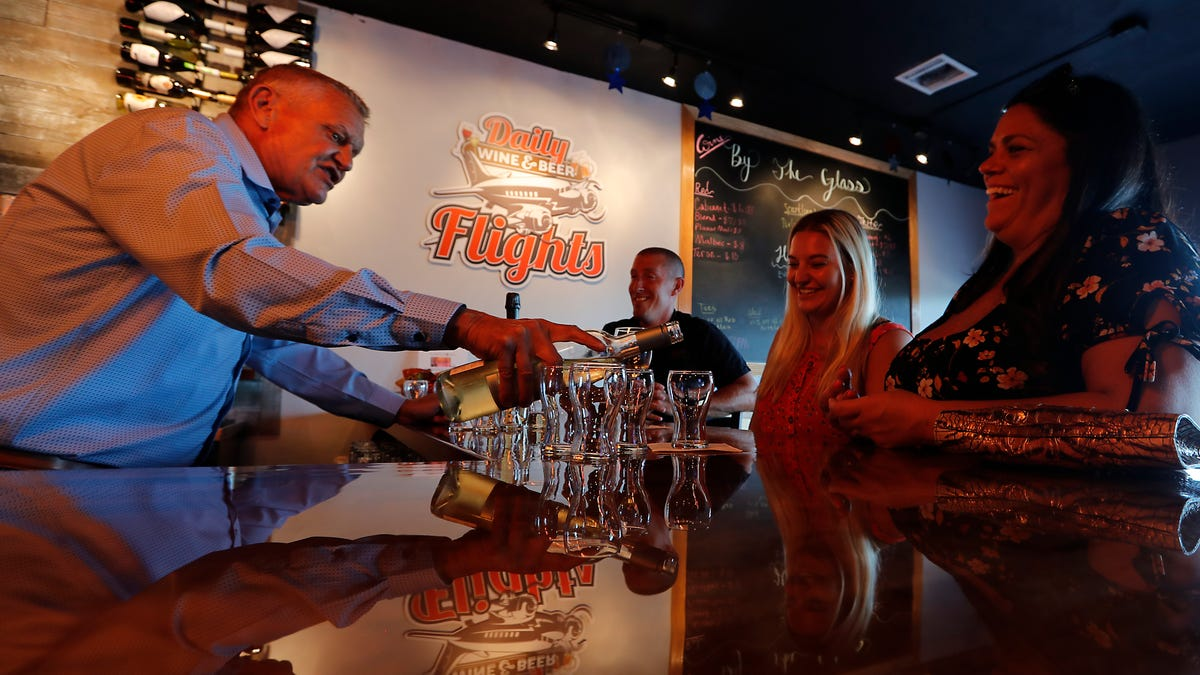 Wines from Croatia? Recently opened Cape Coral bar has that and more 2