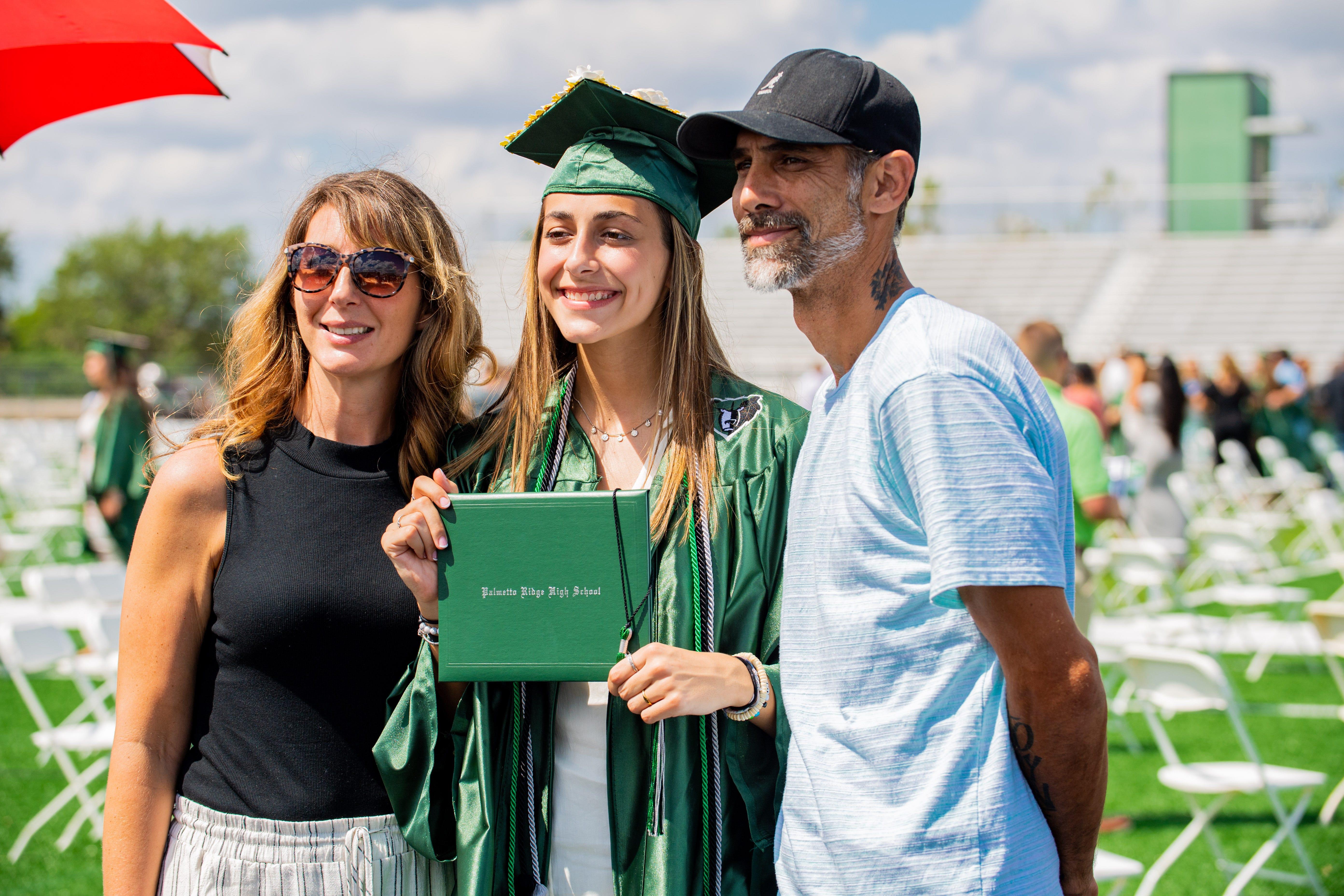 Graduation 2021: Palmetto Ridge High School 3