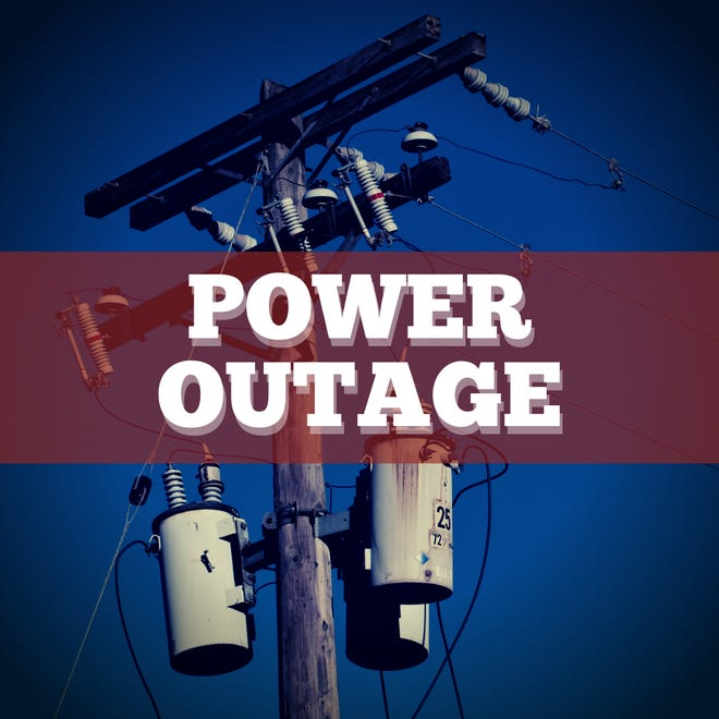 POWER OUTAGE FOR ONLINE
