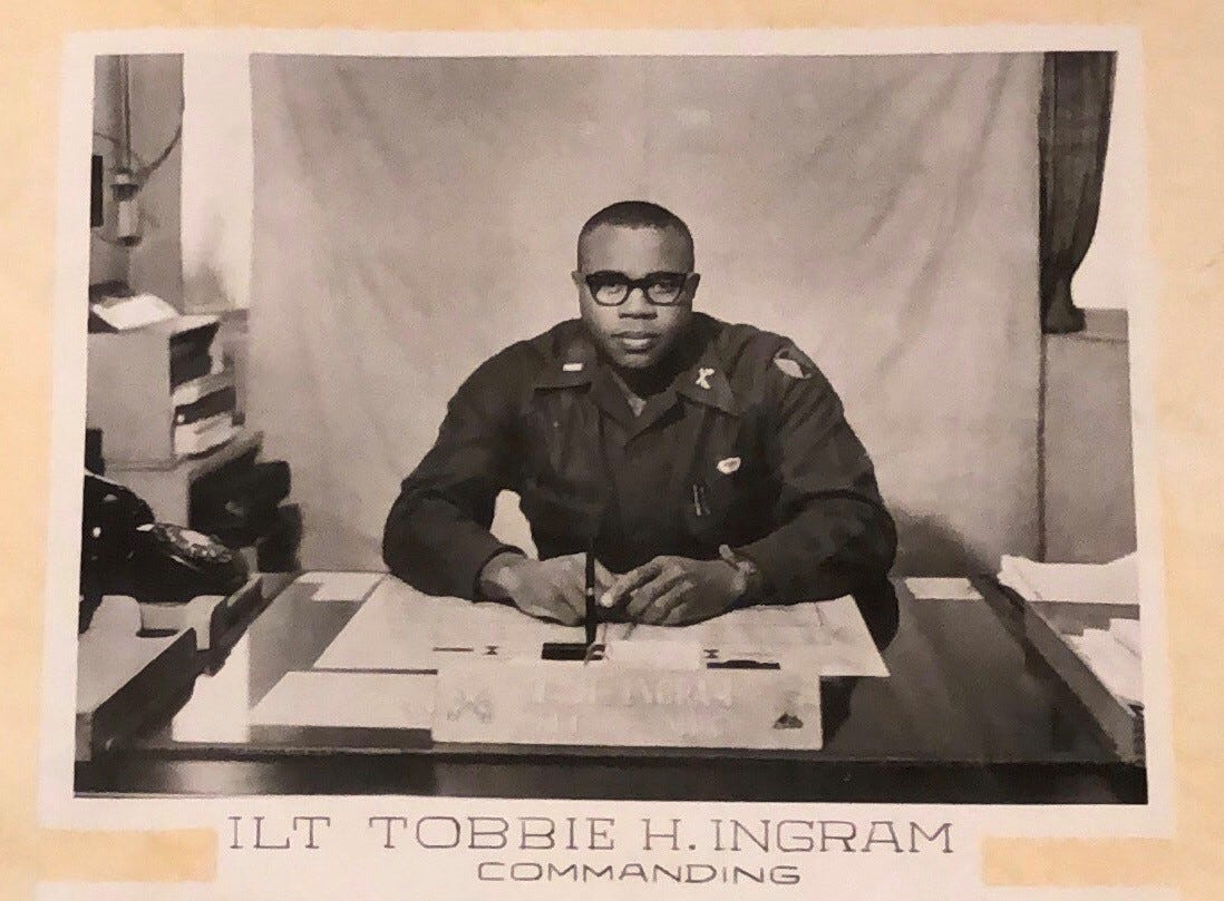 Memphis Veteran Tobbie Ingram Hopes to Inspire the Next Generation of Black Soldiers With His Life Story