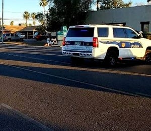 Phoenix police are investigating after a male pedestrian was struck and killed early Friday, May 28, 2021, near 35th Avenue and Bethany Home Road.