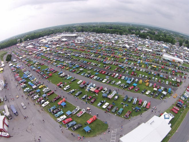 The Carlisle Ford Nationals event is set to feature classic 60s Cobras, modified Broncos, the new Mustang Mach-E GT, and everything else Ford.