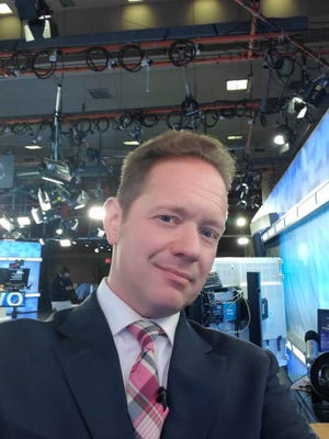 Meteorologist Josh Nichols' last day at WROC-TV (Channel 8) was May 27, 2021.