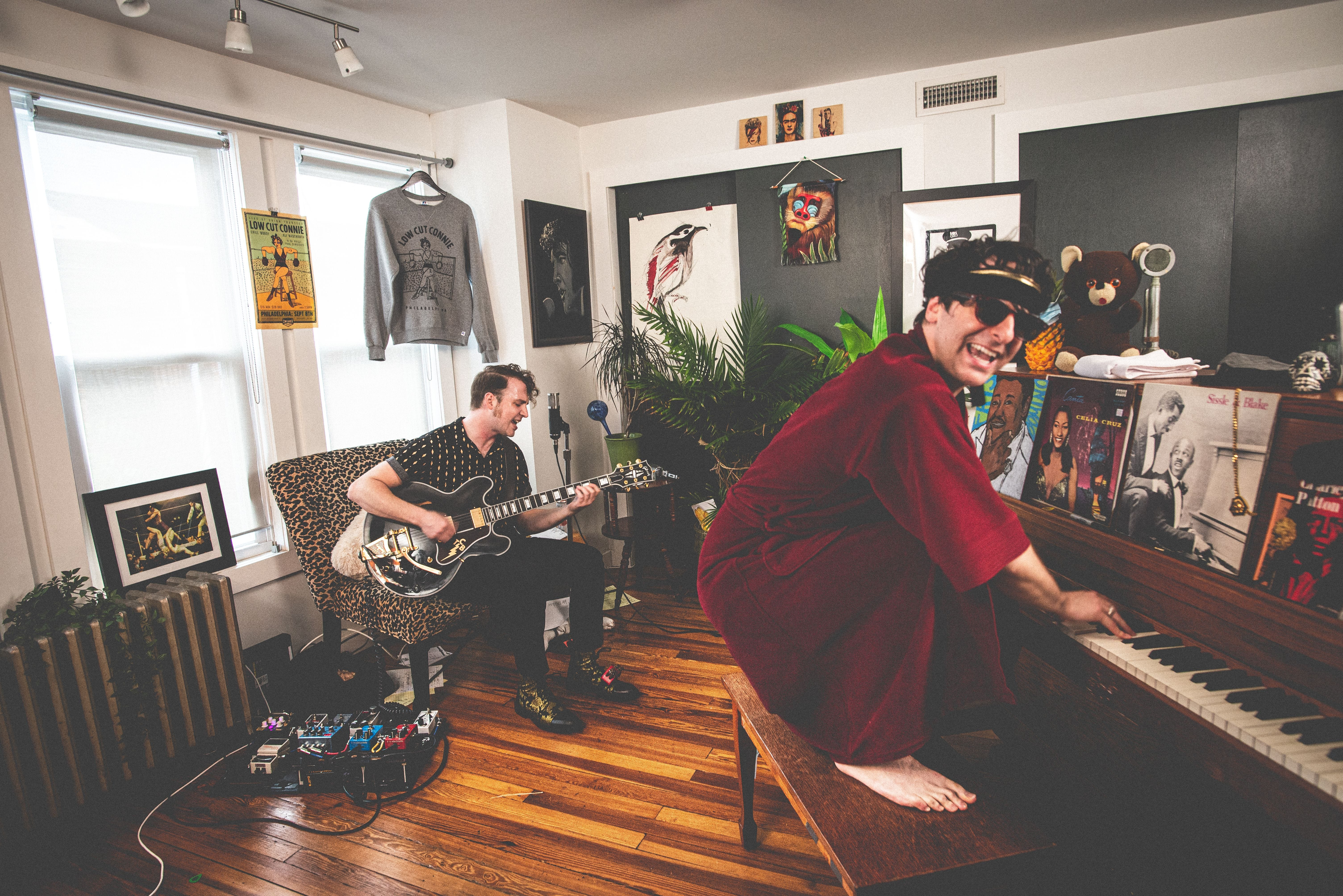 How Low Cut Connie guitarist, formerly of Delaware, co-created 'Tough Cookies' web show
